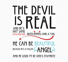 The Devil is  Real Women's Tank Top
