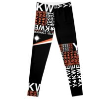 Yokwe Collage (Dark) Leggings