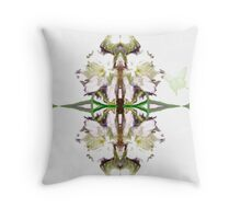 I'm here. Can't you see me? Throw Pillow