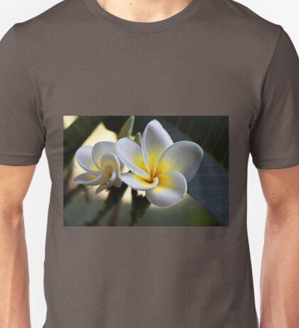 Frangipani #2 Unisex T-Shirt