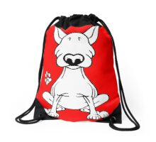 English Bull Terrier 1 Drawstring Bag
