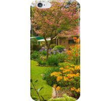 The Miracle Garden at King Parrot iPhone Case/Skin