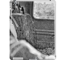 Down To The Springs iPad Case/Skin