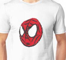 the crayola spiderman Unisex T-Shirt