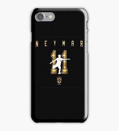 Neymar Gold Design iPhone Case/Skin