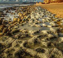 Rocky Pools by Nigel Finn
