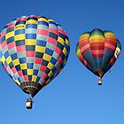 Balloons Over Waikato by JaimeWalsh