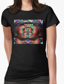 Flatbush ZOMBiES Meechy Darko Womens Fitted T-Shirt