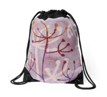 Sunset Meadow 2 Drawstring Bag