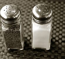 Salt & Pepper by Paula Bielnicka