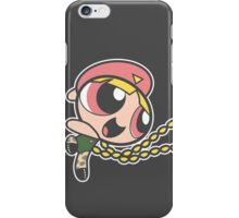 Powerpuff fighter I iPhone Case/Skin