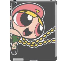 Powerpuff fighter I iPad Case/Skin