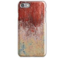 Abstract - Rust  iPhone Case/Skin