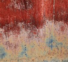 Abstract - Rust  by Candy Gemmill