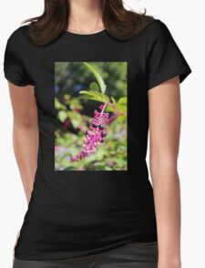 Summer Berries Womens Fitted T-Shirt