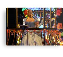 Paint The Night - Cinderella Metal Print