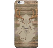 Stag mountain iPhone Case/Skin