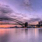 Lavender Blue - Moods Of A City -The HDR Experience by Philip Johnson