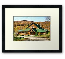 Bolton Retreat Framed Print