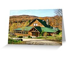 Bolton Retreat Greeting Card