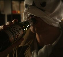 Nobody likes Rorshach when he drinks. by Coldtown