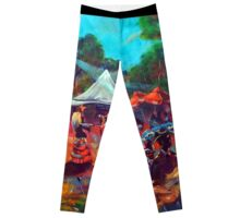 Celebrating Community Leggings
