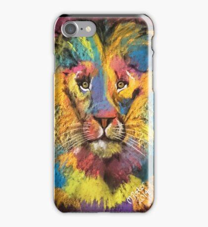 Guardian Lion Raoul  iPhone Case/Skin