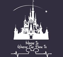 Home is Where the Park Is T-Shirt