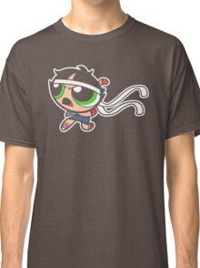 Powerpuff fighter III Classic T-Shirt