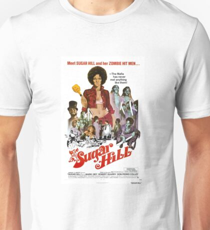 Sugar Hill (Green) Unisex T-Shirt