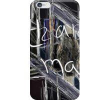 Thanks man. iPhone Case/Skin
