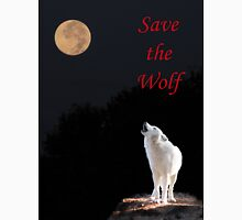 Save The Wolf Unisex T-Shirt