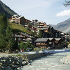 Zermatt Switzerland by Monica Engeler