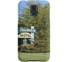 The Patio DRIVE-IN and MOTEL Samsung Galaxy Case/Skin
