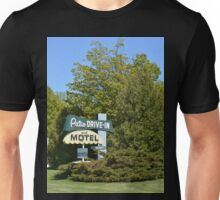 The Patio DRIVE-IN and MOTEL Unisex T-Shirt