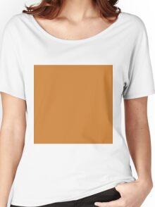 Beautiful Cushions/ Plain Bronze Women's Relaxed Fit T-Shirt