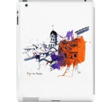 Pont-en-Royans, France iPad Case/Skin