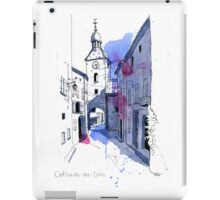Chatillon-en-Diois, France iPad Case/Skin