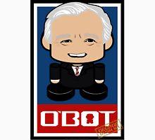 George Bush Sr Politico'bot Toy Robot 2.0 Unisex T-Shirt