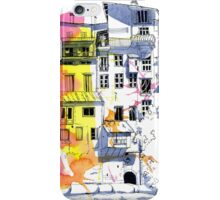 Maisons Suspendu iPhone Case/Skin