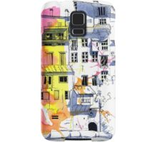 Maisons Suspendu Samsung Galaxy Case/Skin