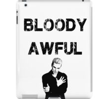 Spike the Bloody Awful iPad Case/Skin