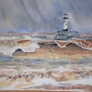 Port in a storm by Ivor