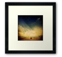 Echo Of A Sigh Framed Print