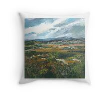 Derbyshire Dales Throw Pillow