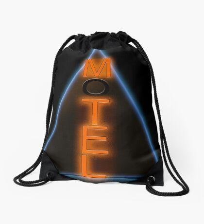 Motel Neon Drawstring Bag