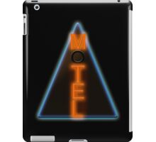 Motel Neon iPad Case/Skin