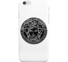 Black Versace iPhone Case/Skin