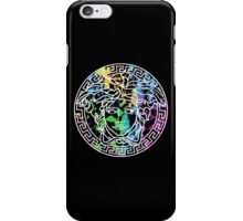 Fluro Versace  iPhone Case/Skin