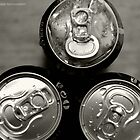 Cans by AJPPhotography